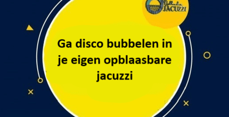 Led verlichting opblaasbare jacuzzi - disco bubbelen met intex led verlichting